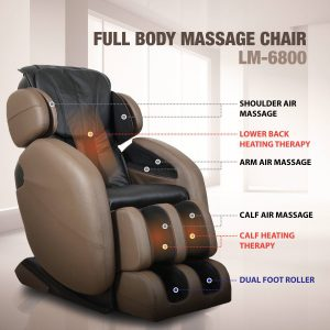 Kahuna Massage Chair-The Best Massage Chair for Back Pain